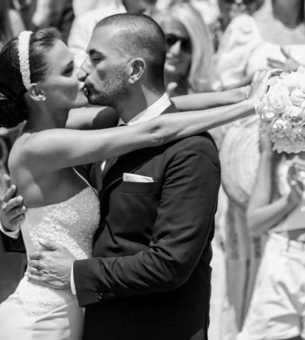 Украинская модель и основатель ювелирного бренда Анна Андрес вышла замуж за фран-цузского бизнесмена Давида Барокаса-430x480