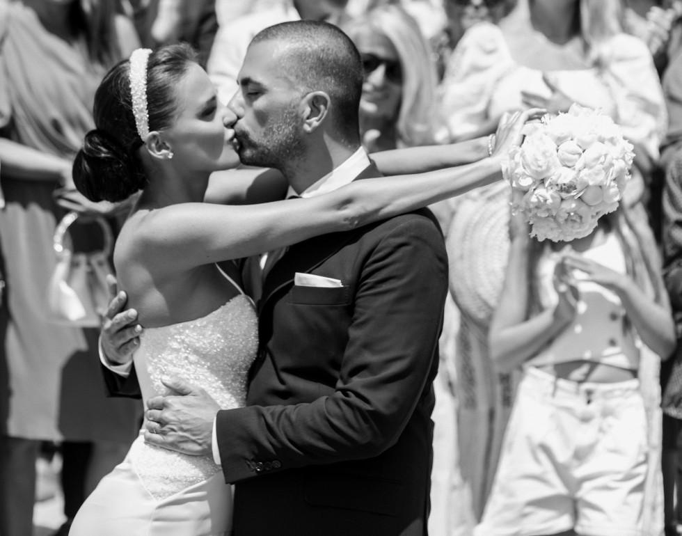 Украинская модель и основатель ювелирного бренда Анна Андрес вышла замуж за фран-цузского бизнесмена Давида Барокаса-Фото 1