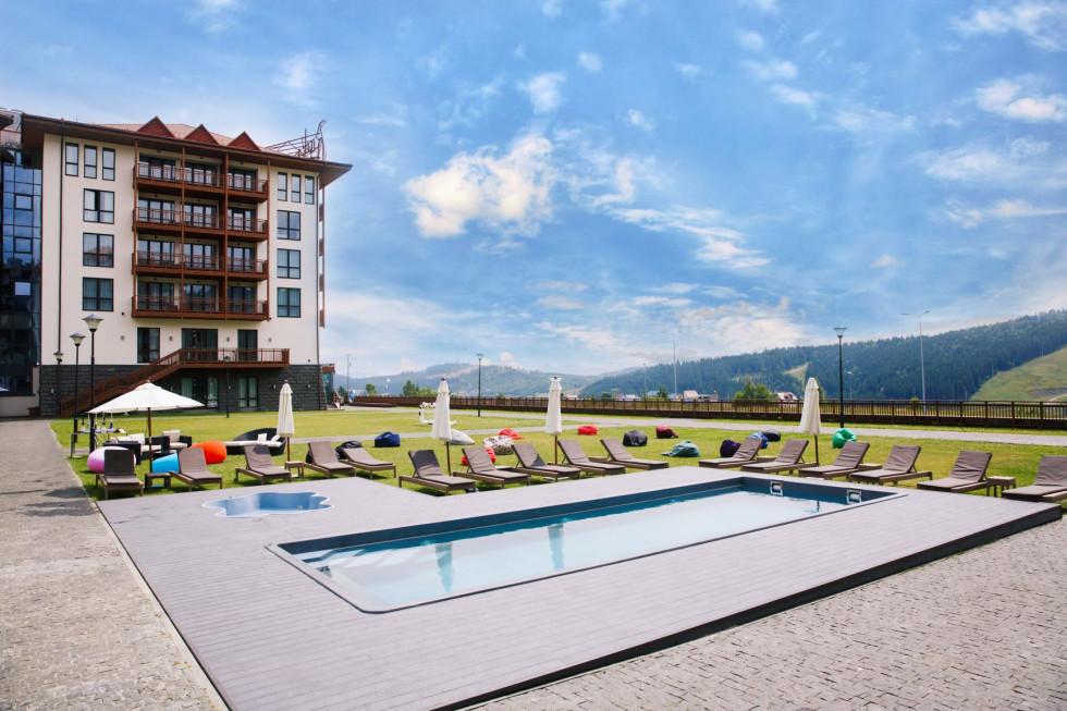 Идеальное место для летнего отдыха: отель Radisson Blu Resort, Буковель-Фото 3