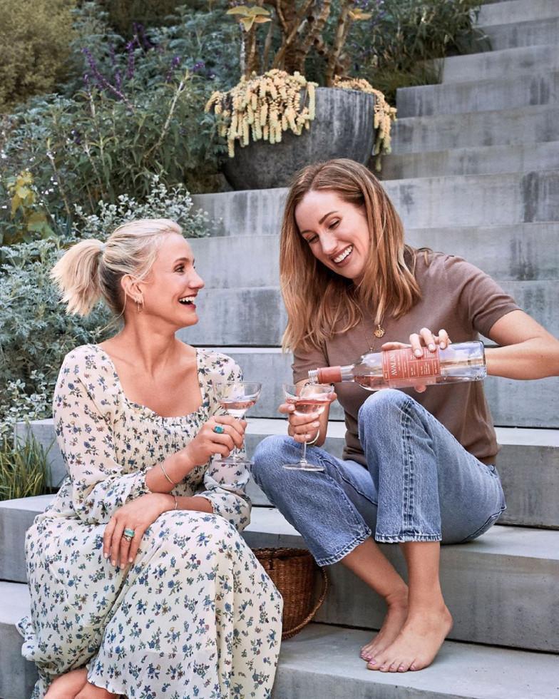 Кэмерон Диас создала марку органического вина-Фото 1