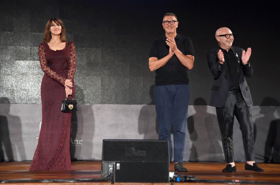 Доменико Дольче и Стефано Габбана представили свой первый фильм-Фото 1