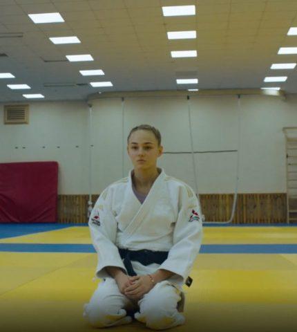 Відбулась прем'єра документального фільму про двократну чемпіонку світу з дзюдо Дар'ю Білодід-430x480