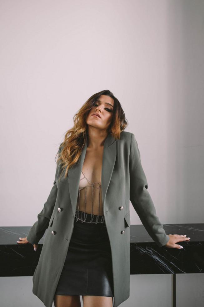 N̶oNewName: співачка IKSTINA розповіла про сексуальний жіночий реп та іспанські мотиви-Фото 1
