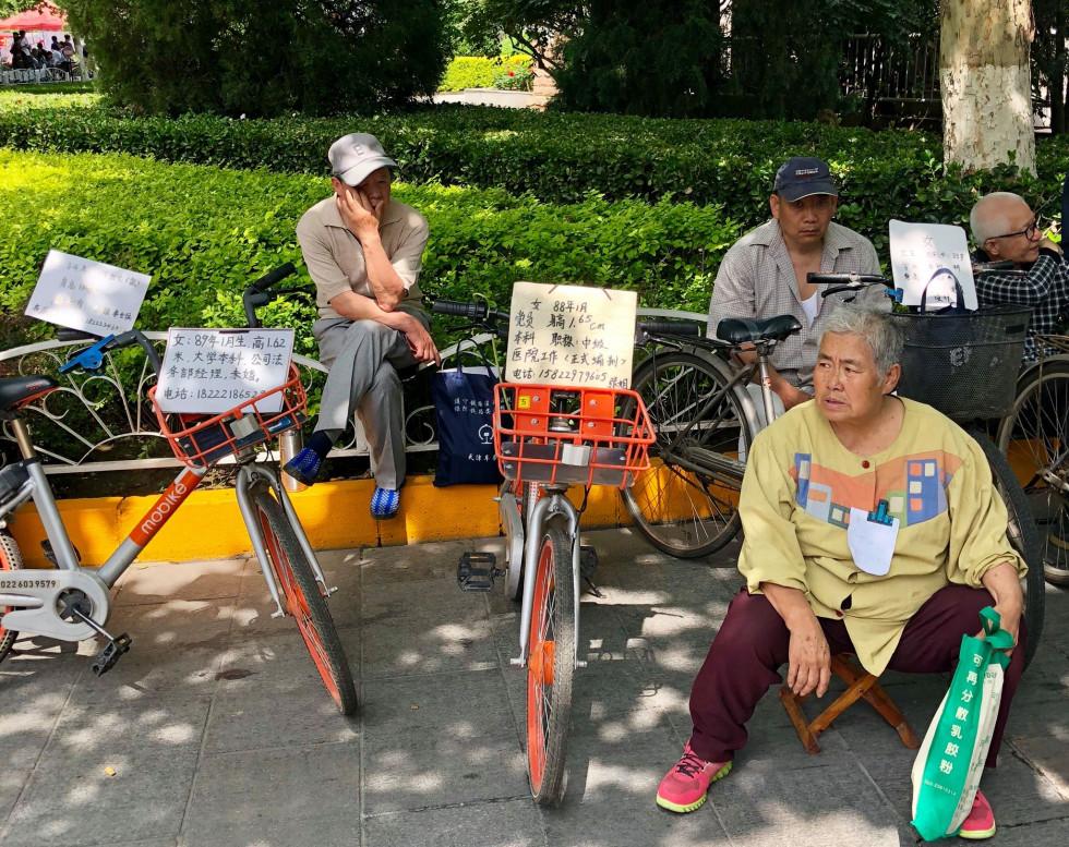 Последний шанс найти любовь: как выглядит ярмарка холостяков в Китае-Фото 2