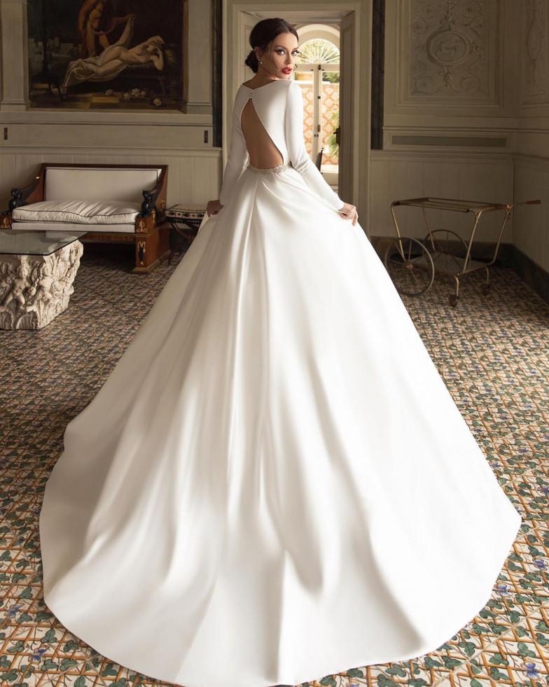 10 самых красивых свадебных платьев 2020 года-Фото 6