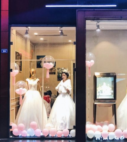 Последний шанс найти любовь: как выглядит ярмарка холостяков в Китае-430x480