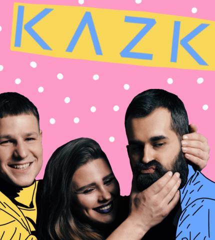 ART SAVED LIFE: KAZKA, ALEKSEEV и LAUD выступят на благотворительном концерте-430x480