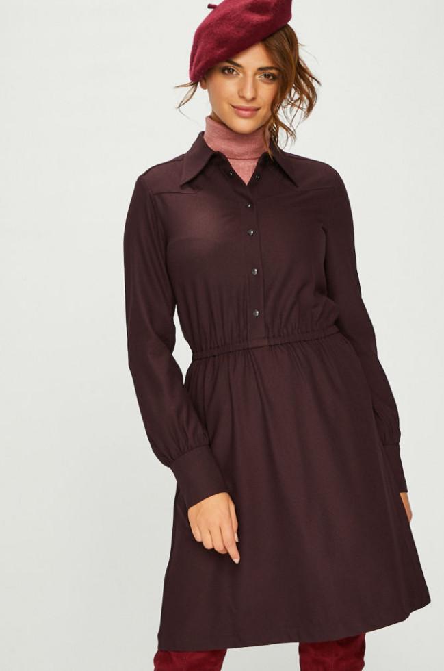 К холодам готовы: 7 стильных платьев, в которых не замерзнешь-Фото 2
