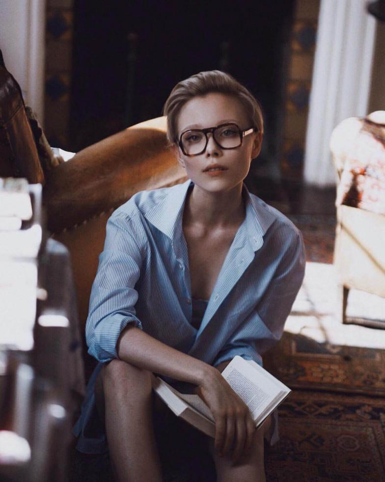 Эльфийская история: Как выглядит самая модная стрижка осени 2020-Фото 2