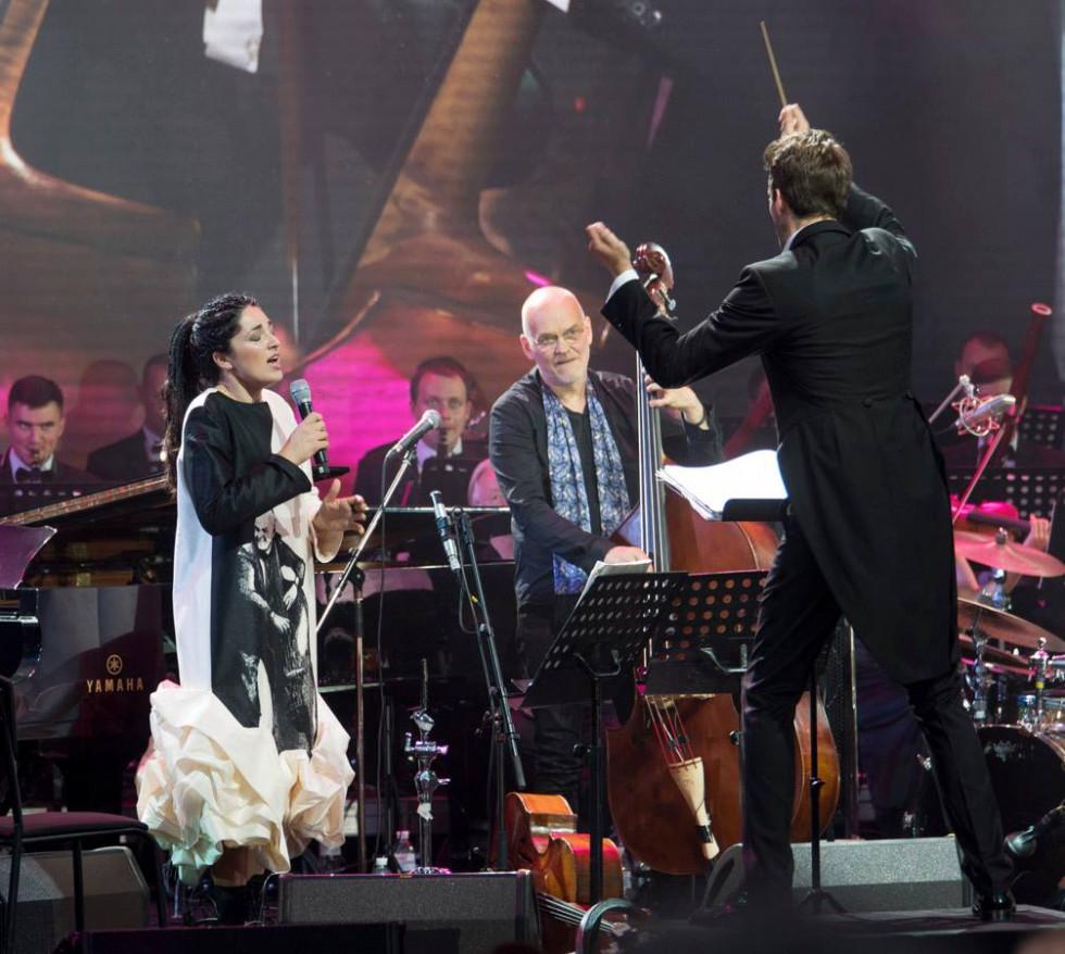 Джазовая певица Лаура Марти: «Живой концерт и общение с публикой — это как воздух»-Фото 2