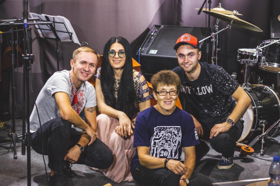 Джазовая певица Лаура Марти: «Живой концерт и общение с публикой — это как воздух»-Фото 3