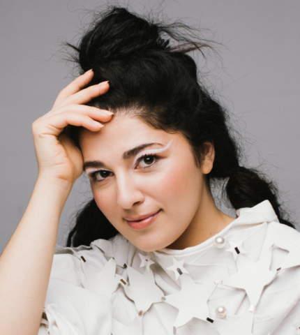 Джазовая певица Лаура Марти: «Живой концерт и общение с публикой — это как воздух»-430x480