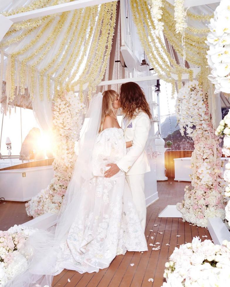 Бывший муж Хайди Клум не разрешает модели вывозить детей из США-Фото 2