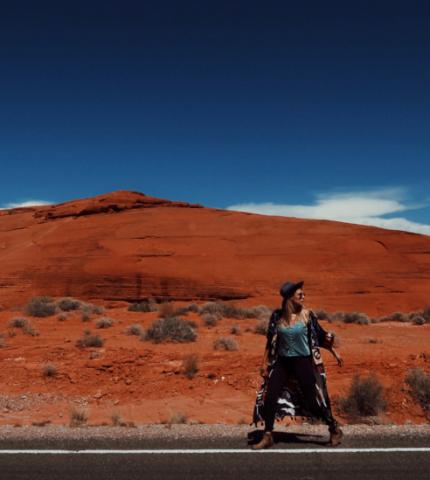 Travel-блогер Яна Метелкина: «Путешествие — это единственная доступная человечеству машина времени»-430x480