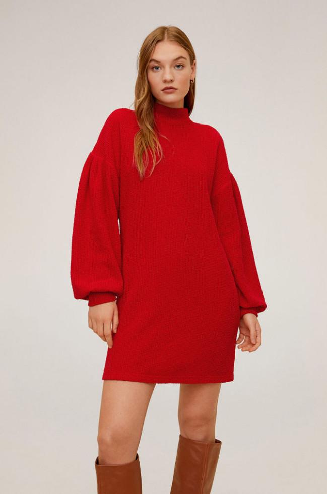 К холодам готовы: 7 стильных платьев, в которых не замерзнешь-Фото 6