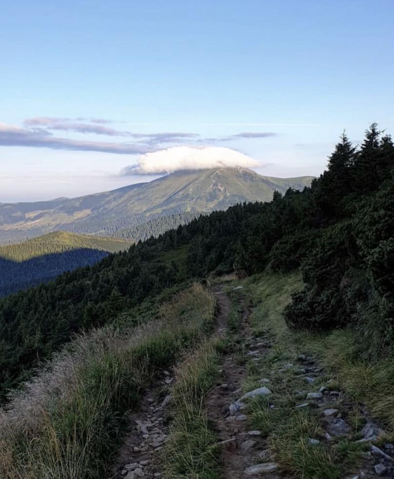 Здолати Карпати: як бігун-марафонець підкорював українські гори-Фото 3