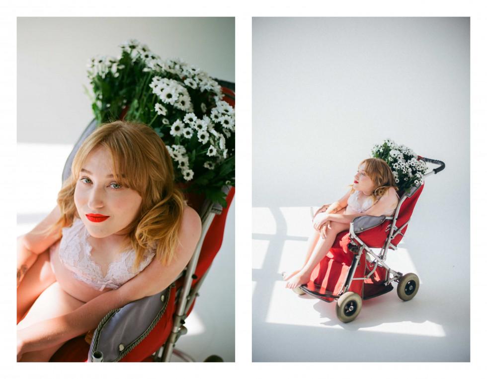 """Фотографка Діана Андруник про проєкт """"Не така як інші вона"""": «Хочу розмити уявну лінію між стандартами краси»-Фото 3"""
