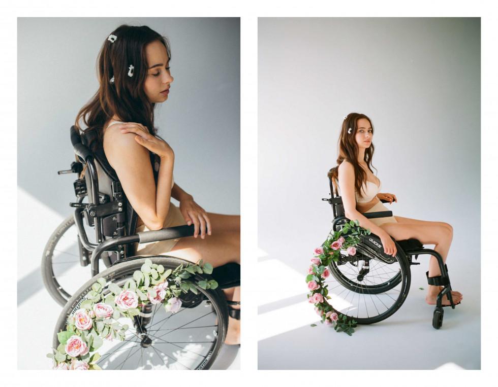 """Фотографка Діана Андруник про проєкт """"Не така як інші вона"""": «Хочу розмити уявну лінію між стандартами краси»-Фото 6"""