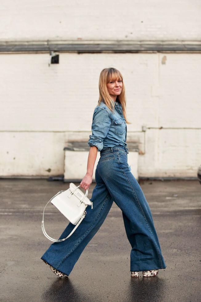 Рабочая история: 7 форматов джинсов, которые будут актуальны осенью 2020-Фото 1
