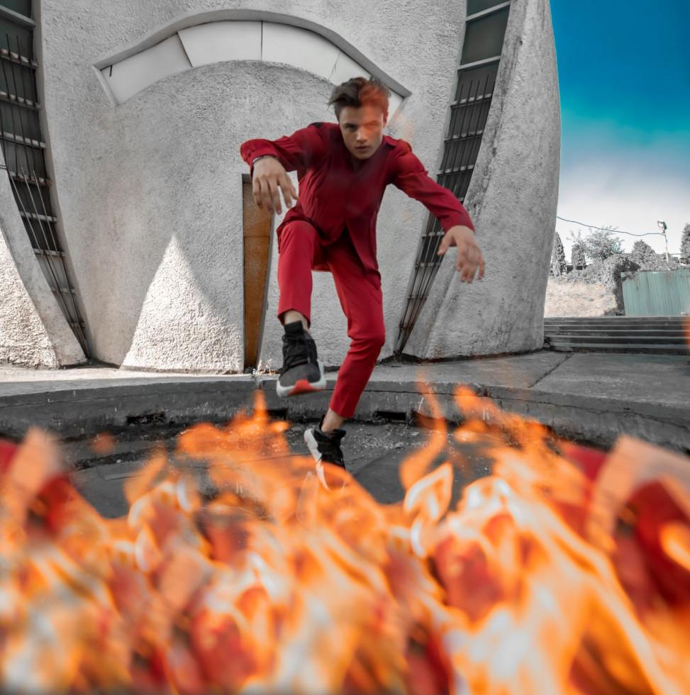 Love Kyiv: Жан Грицфельдт объединился с тиктокерами-миллионниками-Фото 6