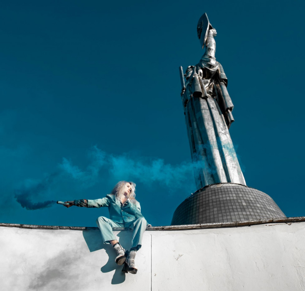 Love Kyiv: Жан Грицфельдт объединился с тиктокерами-миллионниками-Фото 10