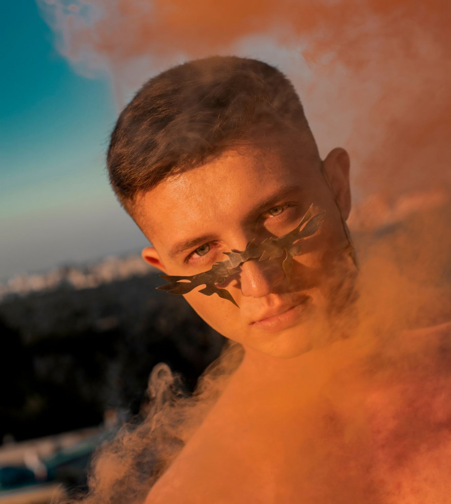 Love Kyiv: Жан Грицфельдт объединился с тиктокерами-миллионниками-Фото 15