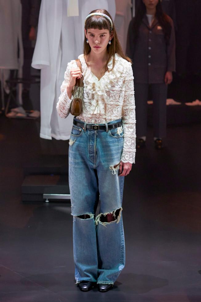 Рабочая история: 7 форматов джинсов, которые будут актуальны осенью 2020-Фото 3