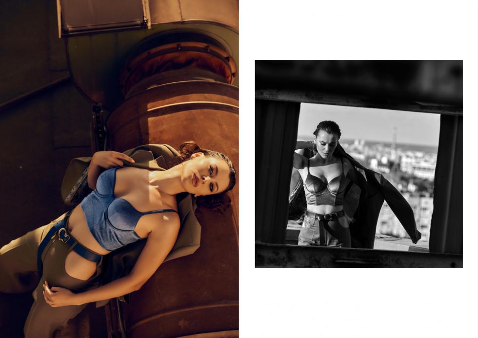 Вдохновляй: fashion story с Ириной Богдан для Marie Claire-Фото 2