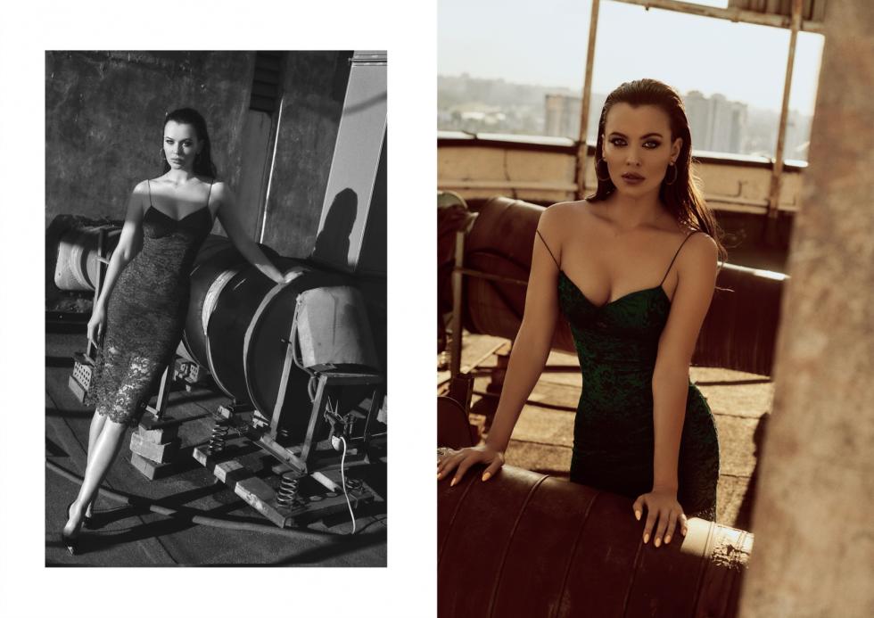 Вдохновляй: fashion story с Ириной Богдан для Marie Claire-Фото 5