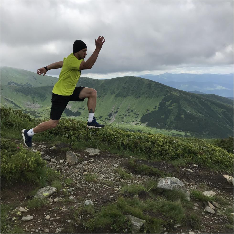 Здолати Карпати: як бігун-марафонець підкорював українські гори-Фото 4