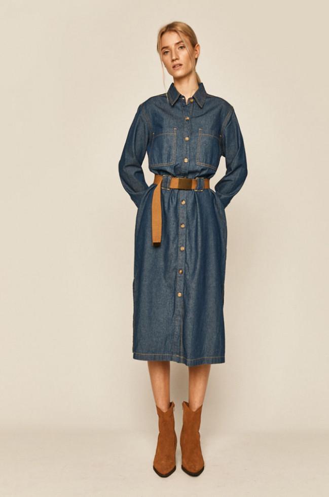 К холодам готовы: 7 стильных платьев, в которых не замерзнешь-Фото 3