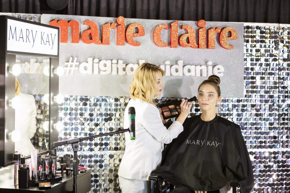 Диджитал-свидание Marie Claire: beauty-тренды от Mary Kay, модные советы и драйвовое настроение от звездных экспертов-Фото 1