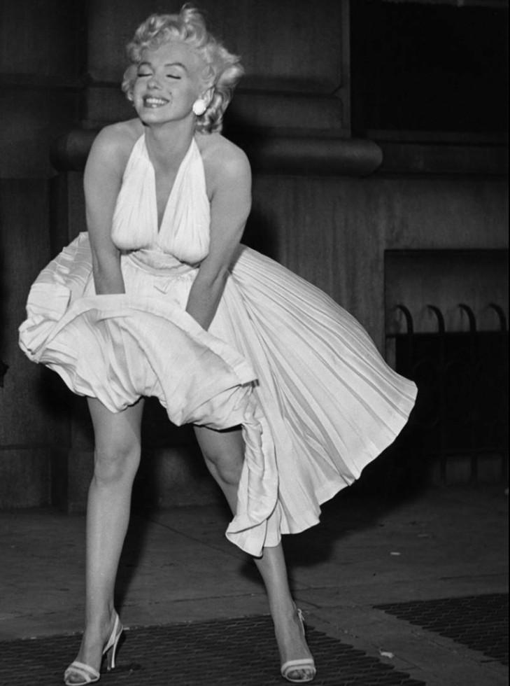 Дивный стиль: 7 модных приемов Мэрилин Монро-Фото 3