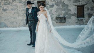 10 самых красивых свадебных платьев 2020 года-320x180