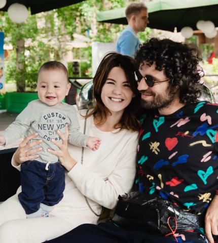 Как прошел праздник для мам-блогеров Family Blog Day-430x480