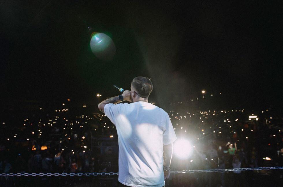 Гурт БЕZ ОБМЕЖЕНЬ відіграв автомобільний концерт на території аеропорту Бориспіль!-Фото 3