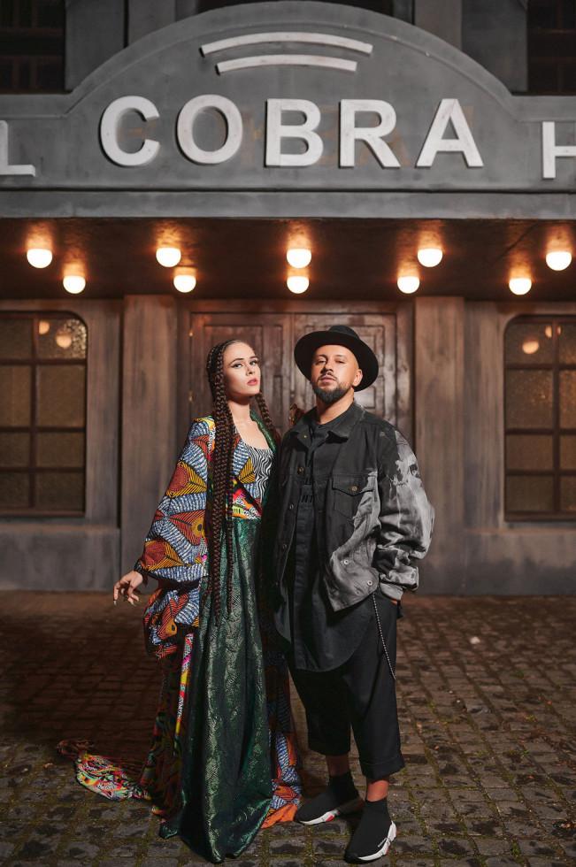 The HARDKISS і MONATIK представляють пісню і відео «Кобра» — історію про небезпечні зв'язки-Фото 1