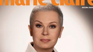 У свій День народження Алла Мазур надихає жінок всього світу на обкладинці Marie Claire Ukraine-320x180