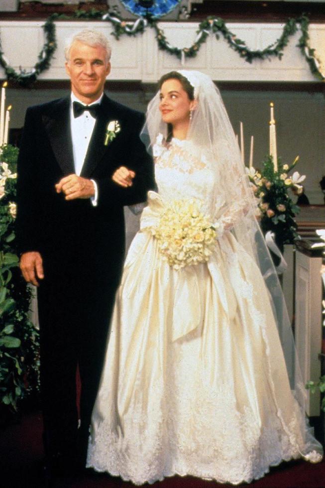 Подвенечная мода: 17 культовых свадебных платьев из фильмов-Фото 6