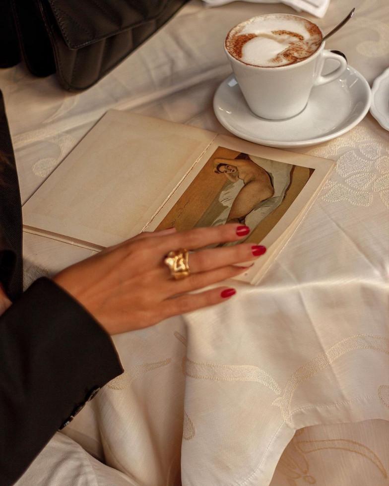 Nail-art: 7 актуальных оттенков осеннего маникюра-Фото 1