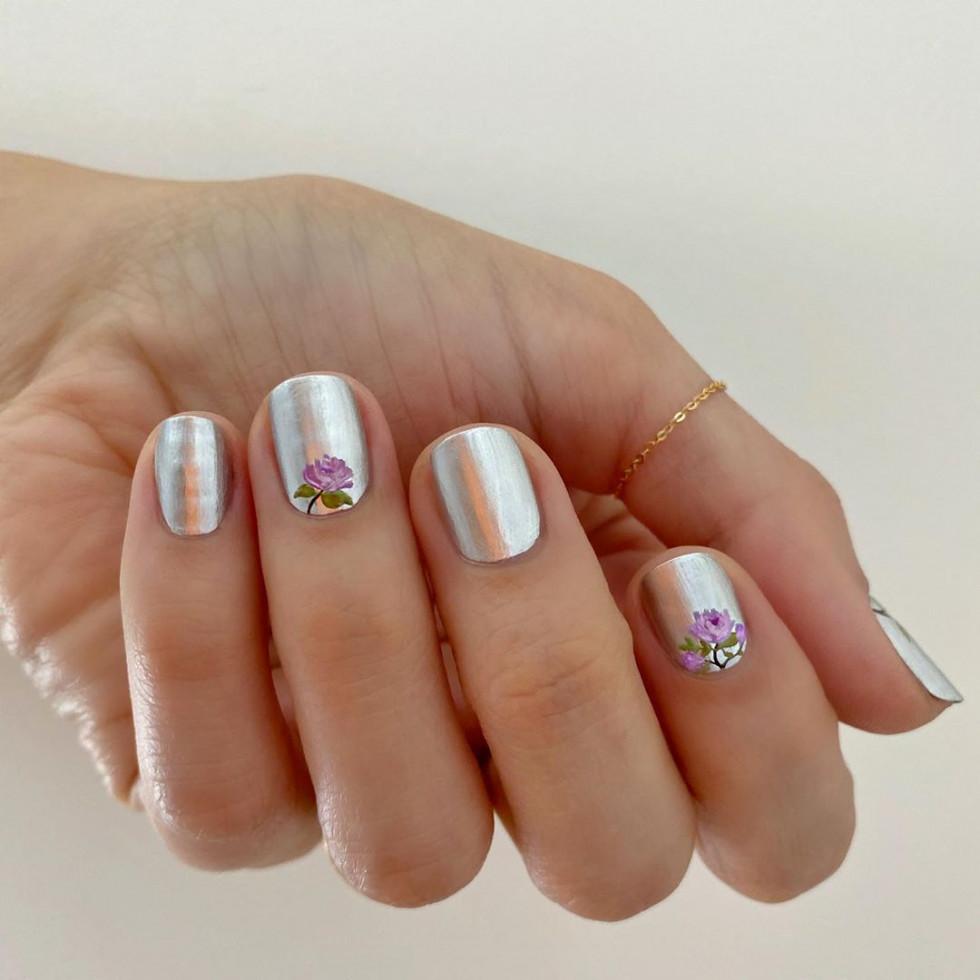 Nail-art: 7 актуальных оттенков осеннего маникюра-Фото 2
