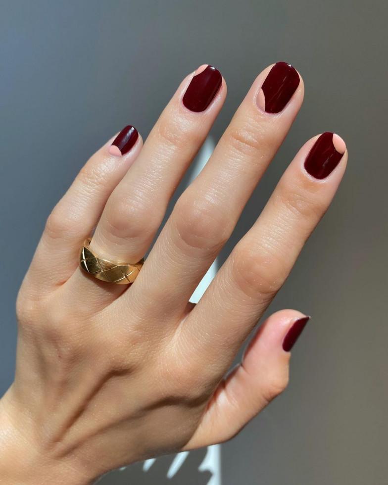 Nail-art: 7 актуальных оттенков осеннего маникюра-Фото 6