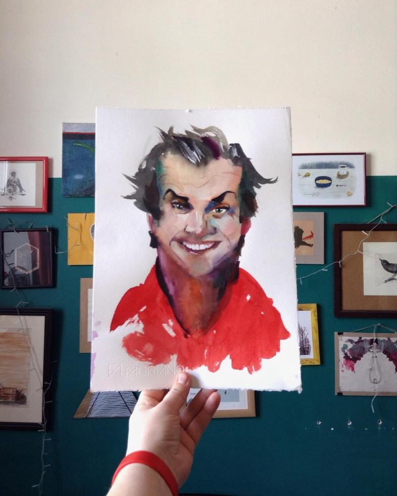 Кіно топ-5 української художниці, що малює зірок Голлівуду-Фото 7