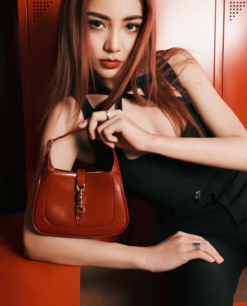 """Традиционное прочтение: Gucci воссоздает знаковую сумку """"Jackie 1961""""-Фото 2"""