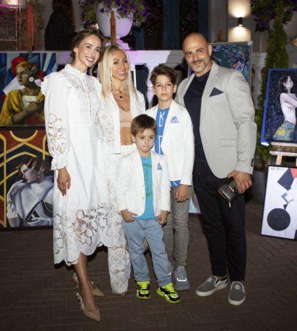 Арт-вечер в честь 155-летия Одесского художественного колледжа имени М.Б. Грекова-430x480