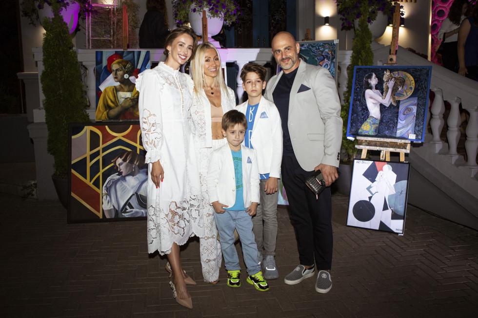 Арт-вечер в честь 155-летия Одесского художественного колледжа имени М.Б. Грекова-Фото 1