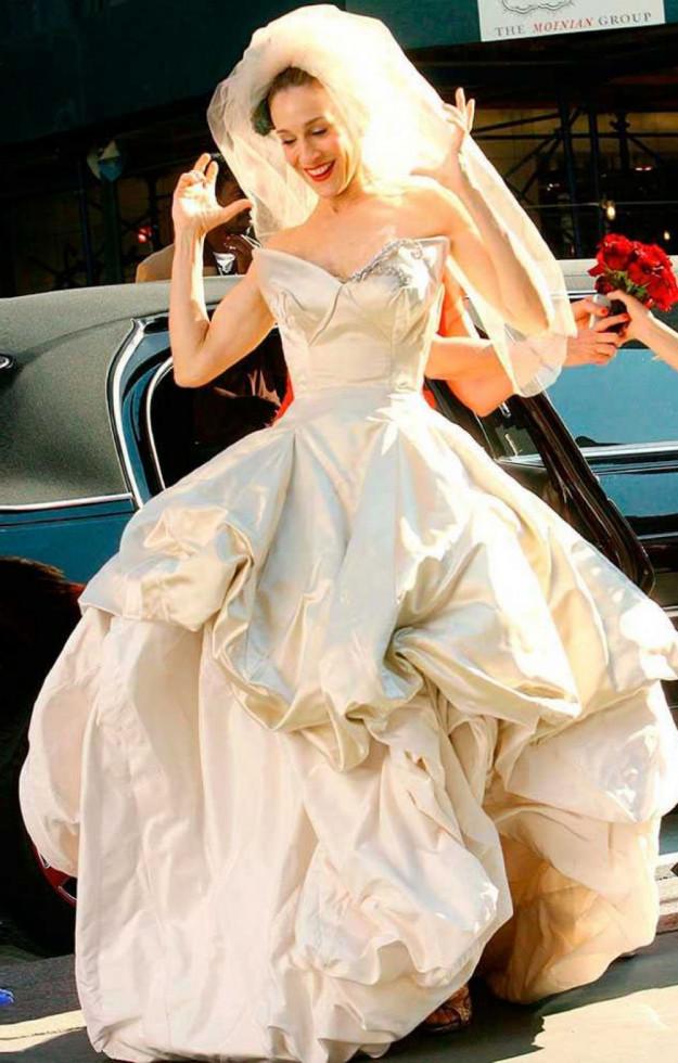 Подвенечная мода: 17 культовых свадебных платьев из фильмов-Фото 12
