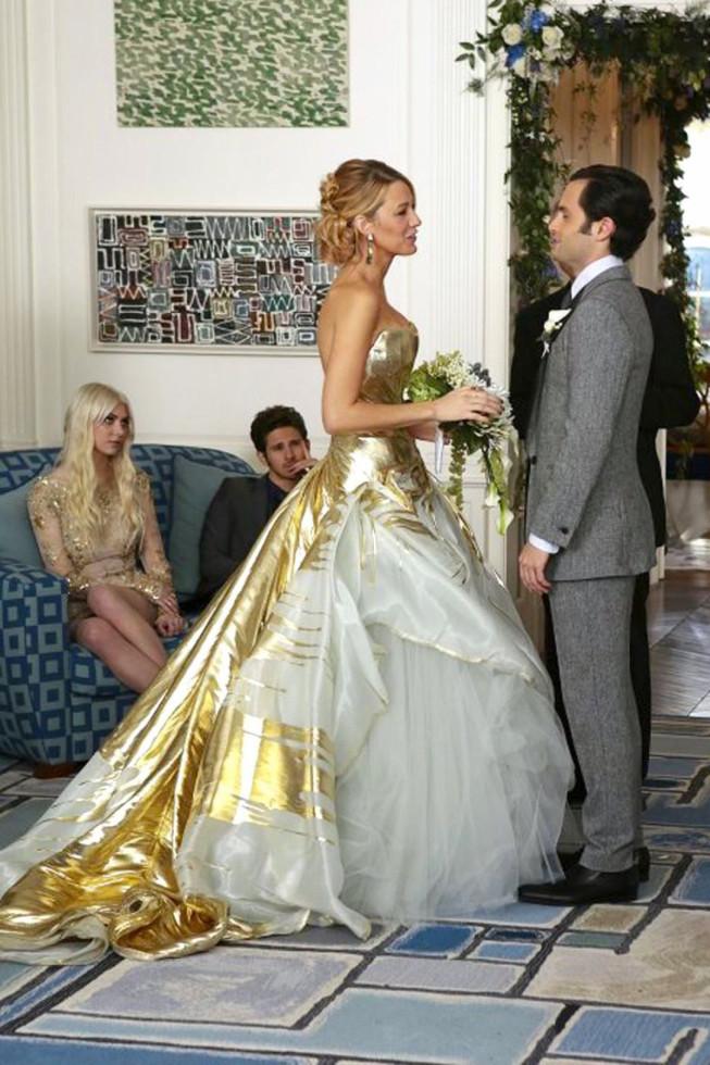 Подвенечная мода: 17 культовых свадебных платьев из фильмов-Фото 10