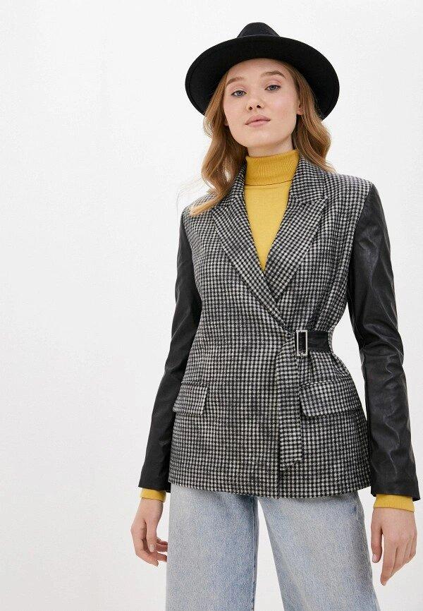 Надежная броня: Для модной осени 2020 вам понадобится всего один пиджак-Фото 8