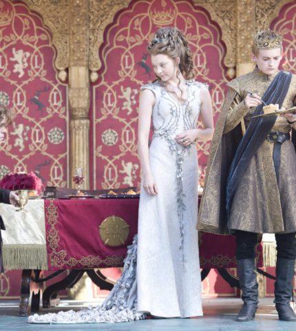 Интервью с художницей по костюмам «Игры престолов» Мишель Клэптон-430x480